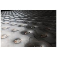 Embossed Design Stainless Cold Plate Heating Plate Manufactures
