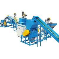 Stainless Steel Plastic Recycling Machine Manufactures