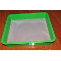 Injection Molded Plastic Screen Filter High Precision For Industrial Plants / Home Manufactures