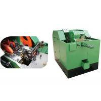 Big Capacity Cold Heading Machine , Screw Making Machine For Building Material Handing Manufactures