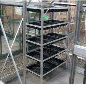 three layer greenhouse shelf Manufactures