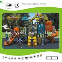 Environment-Friendly Dreamland Series Outdoor Playground Equipment (KQ10118A) Manufactures