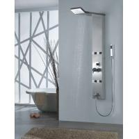 China Stainless Steel Bathroom Shower Panels , Brushed or Mirror Surfce on sale