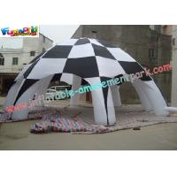Dome Inflatable Party Tent , Inflatable Marquee For Exhibition / Outdoor Manufactures