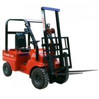 China Economic Electric Stacker with Adjustable Wide with Leg Battery Powered Forklift on sale