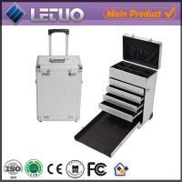 LT-MCT0073 China online shopping new aluminum bag trolley beauty case Manufactures