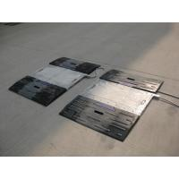 50T High Strength Static Truck Axle Scales For Fork-Lift , Hard Aluminum Alloy Pad Manufactures