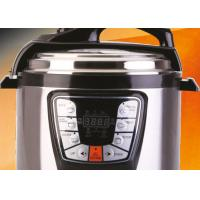 China Health Stainless Steel Electric Pressure Cooker With Stainless Steel Insert 5 Quart on sale