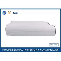 Contour Hypoallergenic Natural Latex Foam Rubber Pillow For Side Sleeper