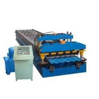 China High speed steel tile forming machine, metal forming equipment ISO9001, CE on sale