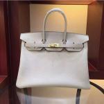 high quality 35cm  light grey TOGO leather  handbags high class brand handbags L-RB2-5 Manufactures