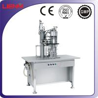 3 in 1 Aerosol Paint Spray Can Filling Machine Manufactures