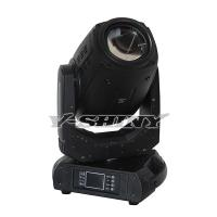 China 50000 LUX Beam Moving Head Lights / Moving Head Wash LightFor Large Concerts on sale
