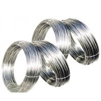 301 302 303 304 Stainless Steel Spring Wire , Custom Dimension Straight Spring Steel Wire Manufactures
