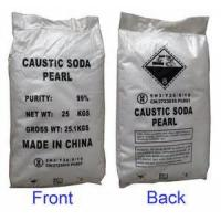 Manufacturing of white Caustic soda pearls 99% NaOH for soap making Manufactures