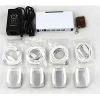 China Hot sale 4 port usb anti-shoplifting alarm controller device for cell phone and tablet pc on sale