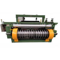 1.2m Width Heavy Stainless Steel Wire Mesh Machine Light Green Color Manufactures