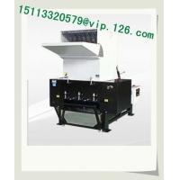 PVC Piece V Shape Knife Crusher Automatic CE, SGS 50HP 400mm for end users Manufactures