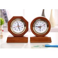 Digital Type Wooden Alarm Clock Home Decoration Use in 185*185*35mm Size Manufactures