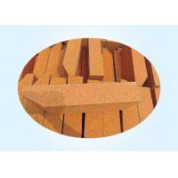Quality Low Porosity Fire Clay Bricks For Various Furnaces High Mechanical Strength for sale