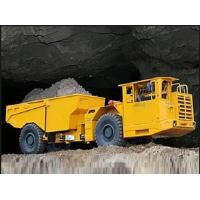 China High Reliability Big Dump Trucks , 12T Capacity Heavy Load Truck PLC Control System on sale