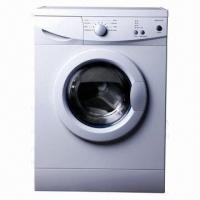5kg fully automatic front loading washing machine with CE certificate Manufactures