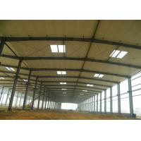 Steel Structure Framed Commercial Office Building Workshop, Structural Steel Frame Prefab Construction with Drawing Manufactures