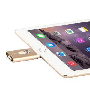 Portable Phone USB Flash Drive , Fashion Smart OTG USB Memory Stick Manufactures