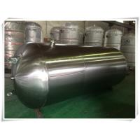 Different Capacity Compressed Air Storage Tank U Stamped Pressure Vessel