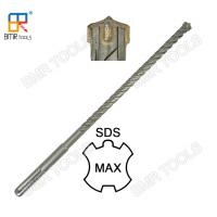 BMR TOOLS Direct Supply 10 x 210mm SDS Plus Shank Hammer Drill for Concrete Drilling Manufactures