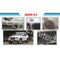 BMW X3 Decoder integration computer 360° Around Bird view Car Reverse Camera Kit With 4 DVR Manufactures
