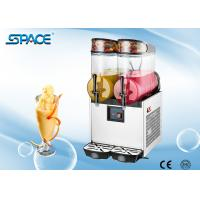 User Friendly Design Commercial Frozen Drink Maker Fast Cooling Double Bowl Manufactures