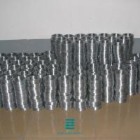 China Stainless steel wire rope fasteners galvanized wire and strands wire mesh fence roll on sale