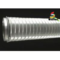 High Elasticity Ventilation 4 Aluminum Duct Stretchable Chemical Resistance Manufactures