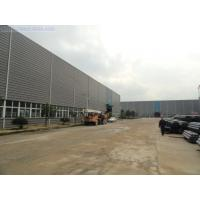 Prefab House Earthquake Proof Light Industrial Steel Buildings With Q235, Q345 Manufactures