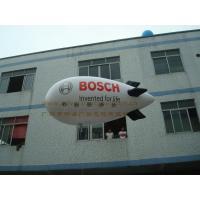 Custom Fireproof Durable Colorful Helium Zeppelin with 0.18mm PVC for Trade Show Manufactures