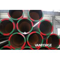 China EN10216-3 620QH Carbon Steel Seamless Tube , Seamless Alloy Pipe Fine Grain on sale