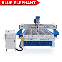 Buy cheap Blue Elephant Cnc Combination Woodworking Machines 1530 3 Axis for Wood Door Cabinet Furniture Making from wholesalers