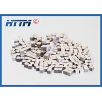 17.8 g / cm 3 Tungsten Alloy Cube 2.8 , 3.0 , 3.2 mm with low vapor pressure Manufactures