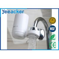 Home Used Cto Water Faucet Filter / Tap Water Purifier For Healthy Drinking Water Manufactures