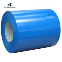 China Prepainted  Galvanized Steel Sheet Building Material 0.12-1.2mm Thickness on sale