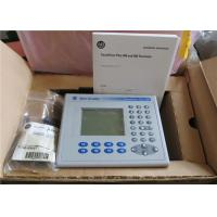 Industrial Touch Screen Hmi 5.7inch Color Bradley PanelView Plus 600 2711P-T6C20D Manufactures
