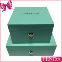 Unusual Kids Ladies Girls Wooden Jewelry Packaging Box Jewellery Pack Boxes Manufactures