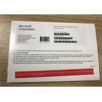 Paper Box Microsoft Windows 10 Operating System / Windows 10 Oem License Manufactures