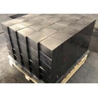 Black Color Magnesia Carbon Brick Fused Mg / Nature Graphite Material Corrosion Resistant Manufactures