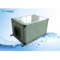 13.9KW Chilled Water Commercial Air Handling Unit Anti Corrosion 4000Cmh Manufactures