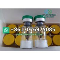 China CAS 221231-10-3 Muscle Growth Peptides HGH Fragment 176-191 For Fat Burning / Bodybuilding on sale