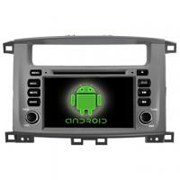China Android car dvd cd palyer Car PC for TOYOTA land cruiser new 100 Built in GPS TV Radio Wholesale on sale