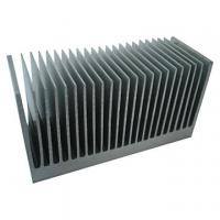 Extruded Aluminum Heatsink Extrusion Profiles , 6061 / 6005 Aluminum Heatsinks For Solar PV Products Manufactures