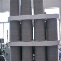 500D PVC Coated Yarn For The Swimming Fabric Use Tear Resistant Manufactures